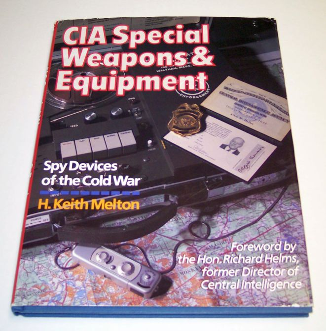 CIA Special Weapons & Equipment