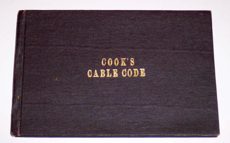 Cook's Cable Code