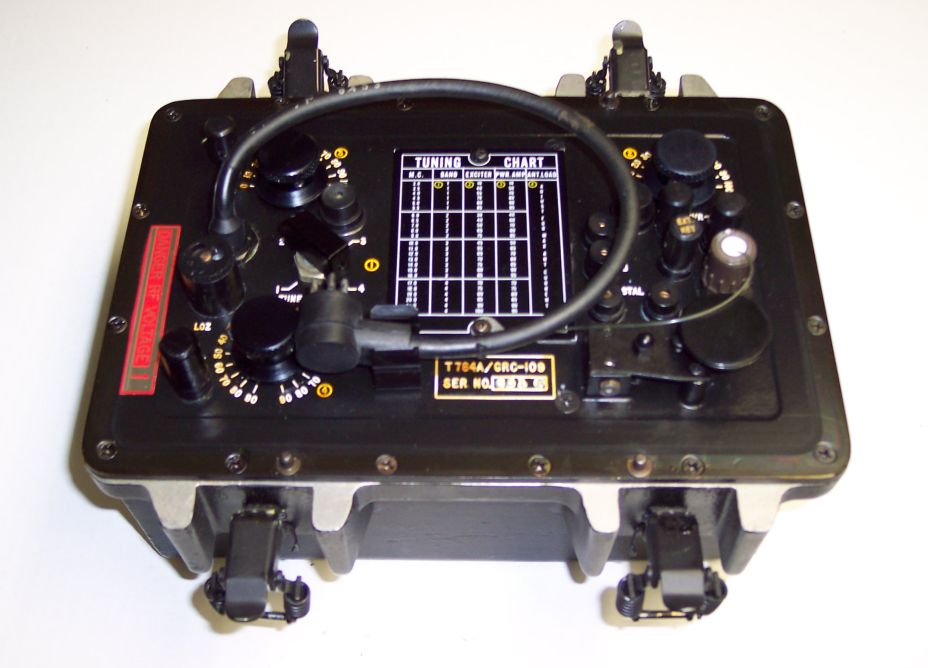 Station radio RS-1 GRC-109 Special Forces (E-U)