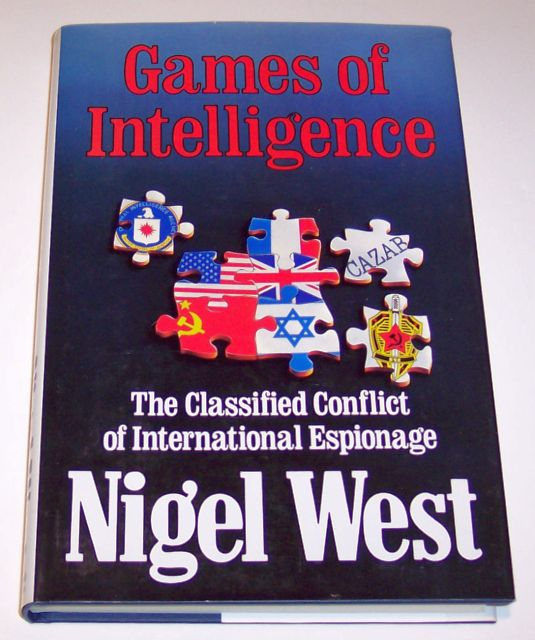The Games of Intelligence