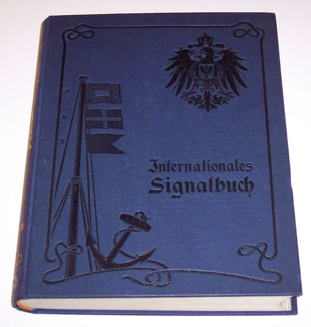 Internationales Signalbuch