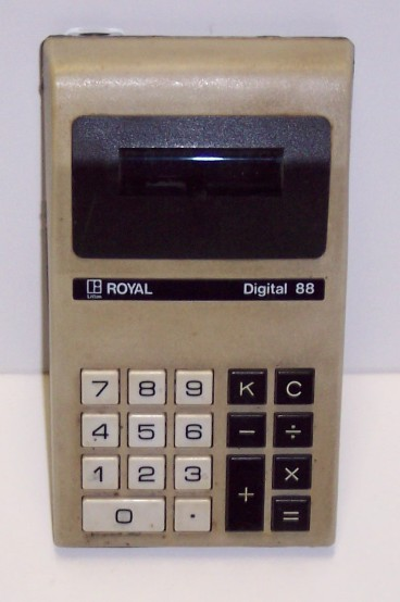 Royal Digital Modèle 88