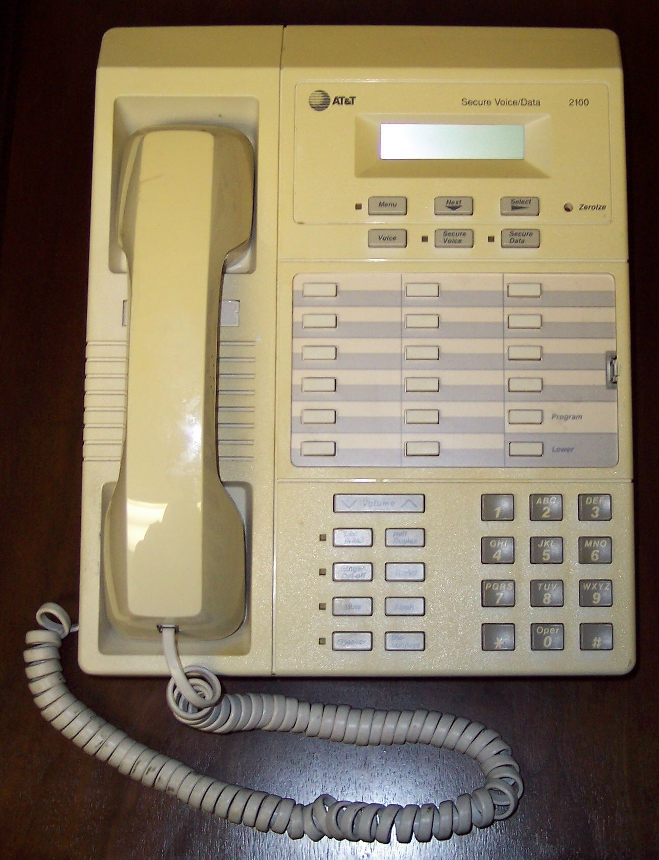 STU-III Secure Phone (Model 2100) by AT&T