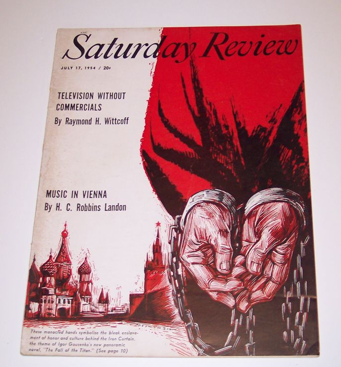 Saturday Review 1954