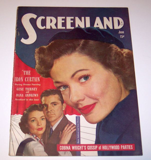 Screenland Magazine