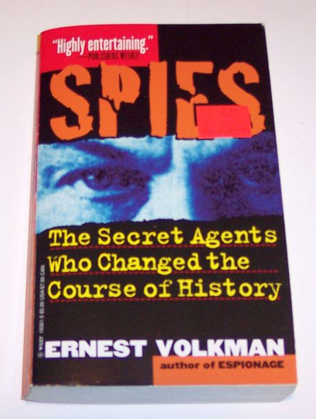 Spies - The Secret 