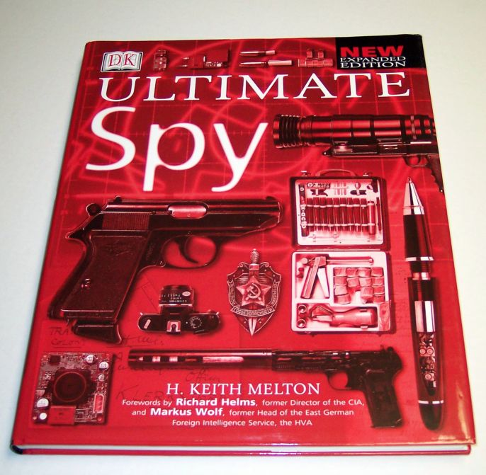 The Ultimate Spy Book (Expanded Edition)