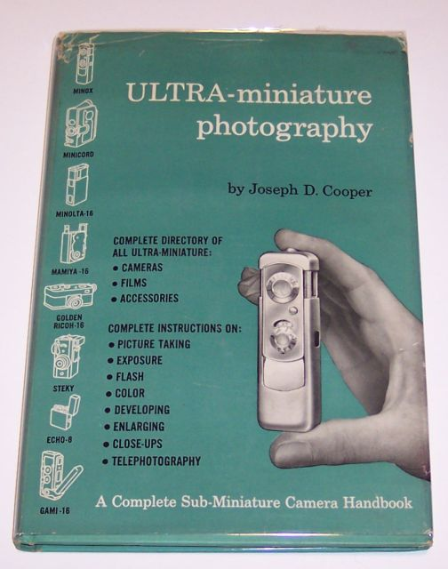 Ultra-miniature Photography