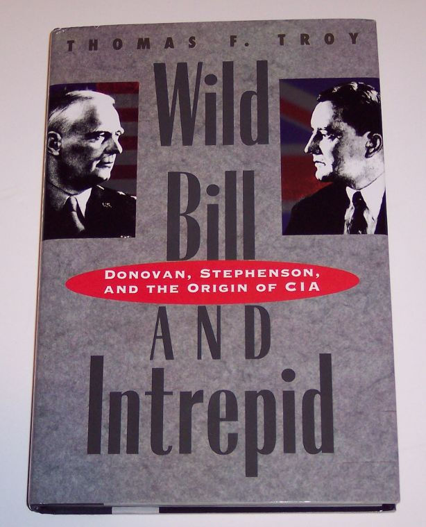 Wild Bill and Intrepid