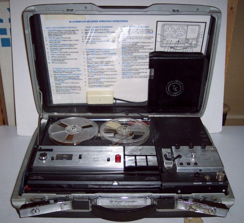 Cold War - Clandestine Equipment